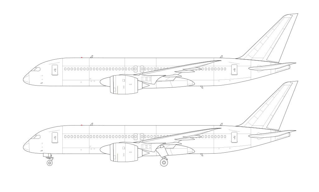 boeing 797 blueprints