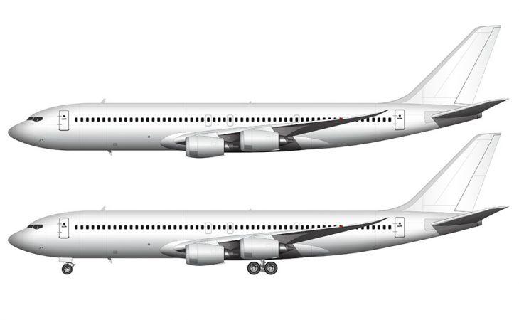 Boeing 707 MAX