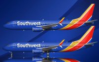 Southwest Airlines livery